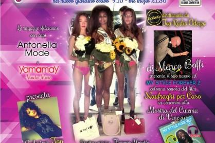 Miss Blue Star Europe al Gallileo di Fontanelle