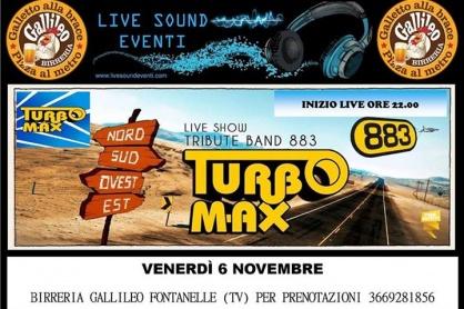 Turbomax e Juan Garrido al Gallileo