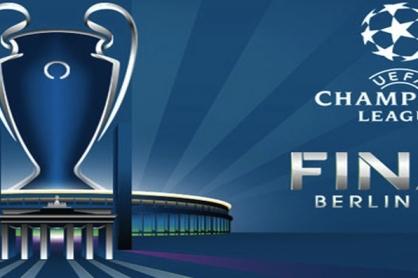 La finale di Champions League al Gallileo di Fontanelle