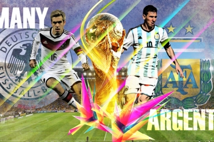 Germania – Argentina al Gallileo