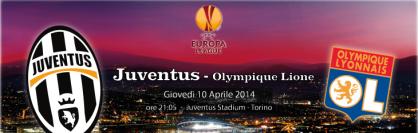 Juventus Lione al Gallileo