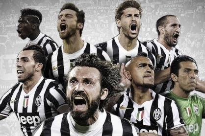 Juventus Olympiakos al Gallileo