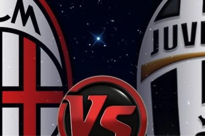 Milan Juventus al Gallileo