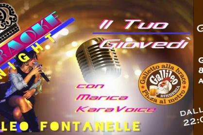 Karaoke al Gallileo