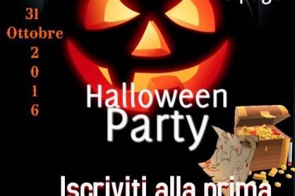 Halloween al Gallileo Volpago