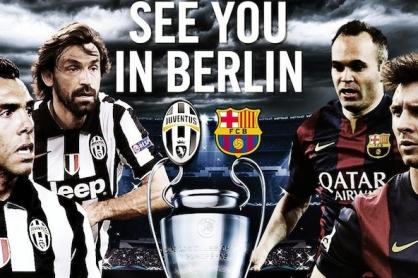 Juventus Barcellona al Gallileo di Nervesa