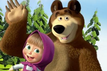 Mascha e orso al Gallileo di Nervesa