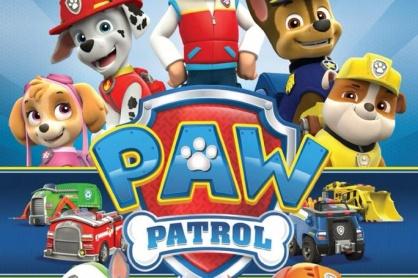 Paw Patrol al Gallileo