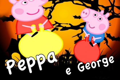 Halloween con Peppa Pig al Gallileo